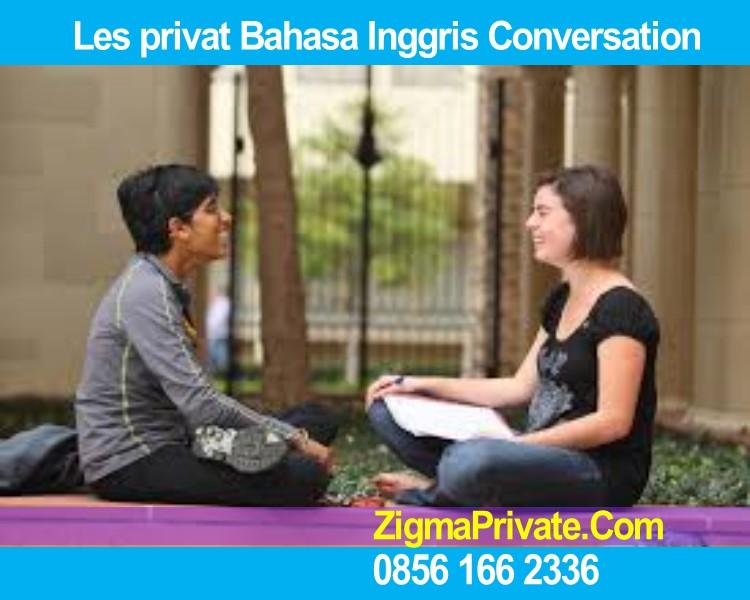 belajar conversation bahasa inggris