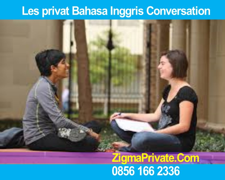 les privat bahasa inggris conversation di jakarta