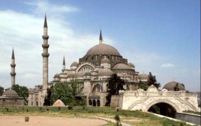 Proses Pembangunan Kubah Masjid Enamel Syuhada