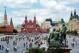 Paket Tour ke Rusia