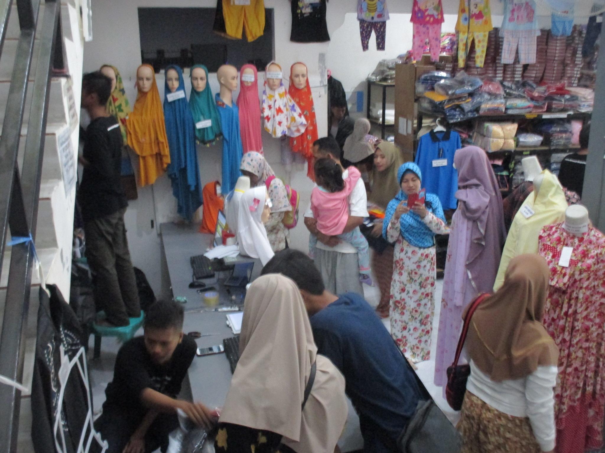 Kaos Dakwah Anak Muslim Indonesia