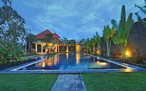 Nyamannya Menginap di Puri Hiromi Boutique Residence Sanur Denpasar Bali