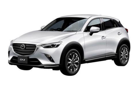 Review Spesifikasi Dan Fitur Menarik Mazda CX-3