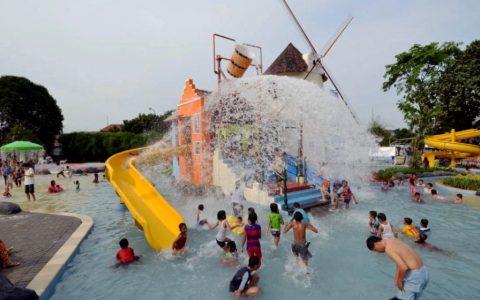 Rekomendasi Wisata Air di Tangerang