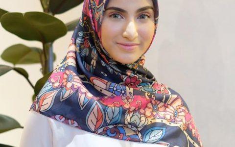 Tutorial Hijab Segi Empat dan Pashmina