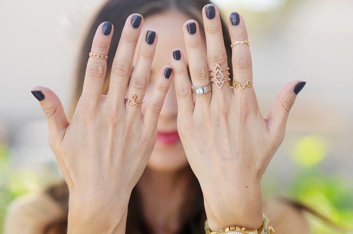 Cincin Emas Anak Muda dengan Desain Paling Trendy