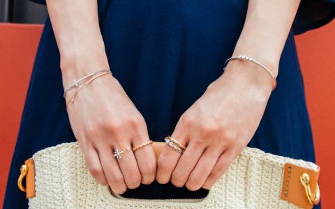 Cincin Emas Terbaru, Ciptakan Penampilan Cantik dan Fashionable